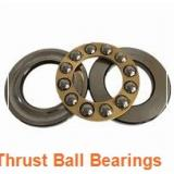 20 mm x 47 mm x 14 mm  SKF BSA 204 CG thrust ball bearings