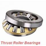 200 mm x 250 mm x 11 mm  NBS 81140-M thrust roller bearings
