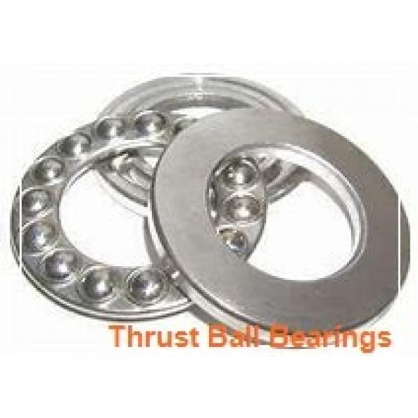 FBJ 51307 thrust ball bearings #1 image