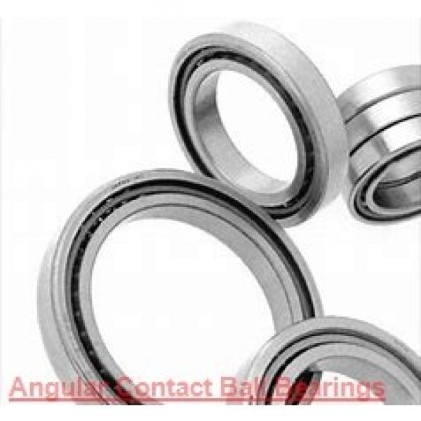 40 mm x 80 mm x 18 mm  NACHI 7208DT angular contact ball bearings #1 image