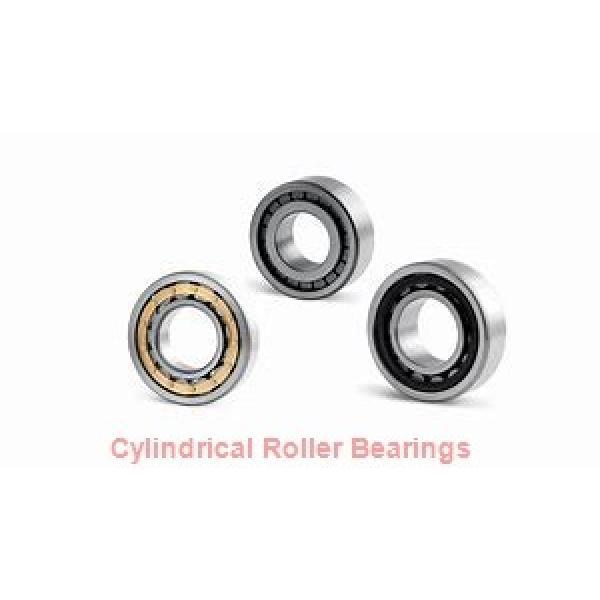 110 mm x 240 mm x 80 mm  NKE NUP2322-E-TVP3 cylindrical roller bearings #1 image