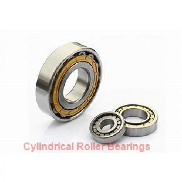 30 mm x 55 mm x 19 mm  NACHI NN3006 cylindrical roller bearings #1 image