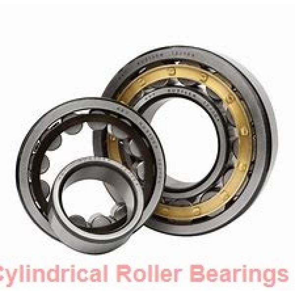 200 mm x 420 mm x 138 mm  NKE NJ2340-E-MPA cylindrical roller bearings #1 image