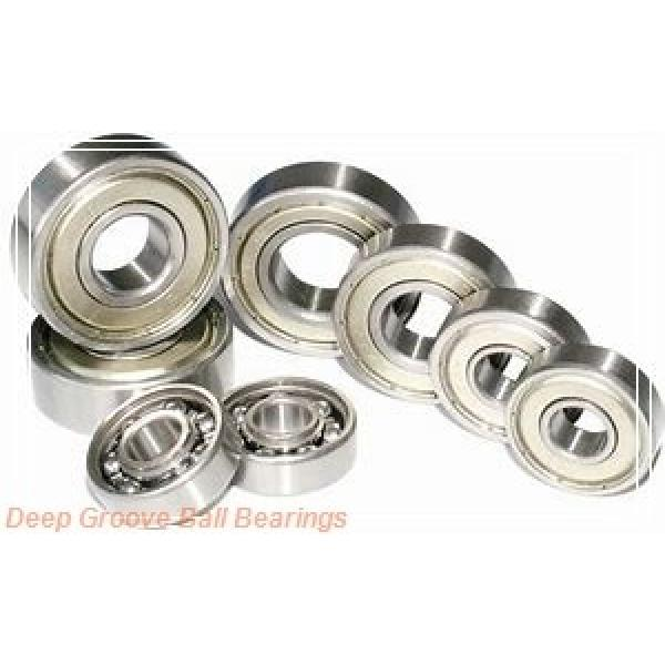 30 mm x 72 mm x 19 mm  SIGMA 6306 deep groove ball bearings #1 image