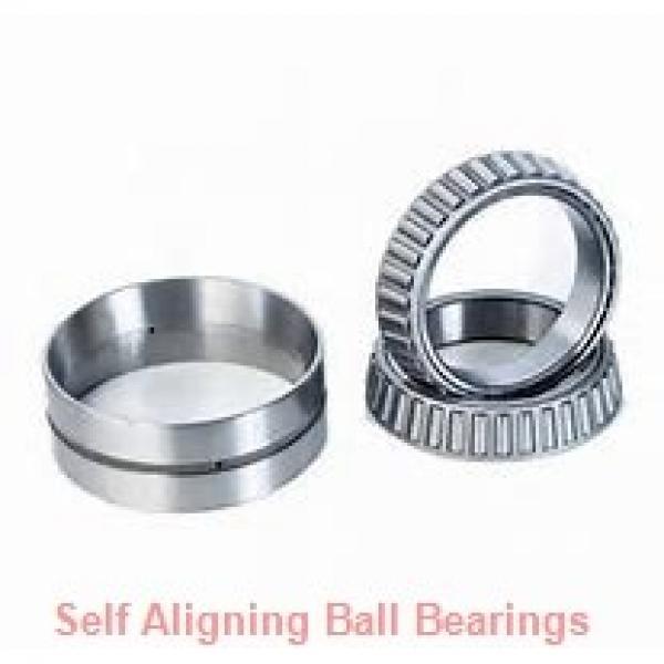 55 mm x 100 mm x 25 mm  FBJ 2211K self aligning ball bearings #1 image