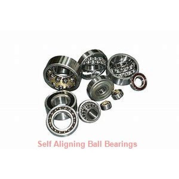 40 mm x 80 mm x 23 mm  ISB 2208 TN9 self aligning ball bearings #1 image