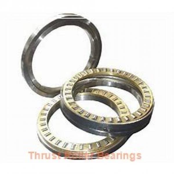 SKF AXK 160200 thrust roller bearings #1 image